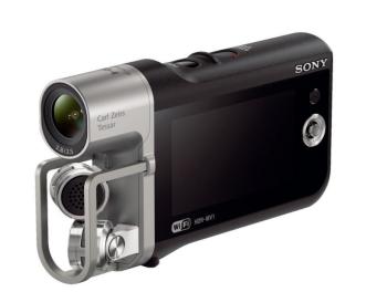 【ノマド】女性の持ち運びに便利なビデオカメラ『SONY HDR-MV1』をレビュー!
