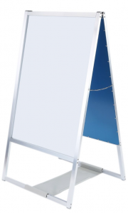 持ち歩ける,ホワイトボード,nu board,ヌーボード,A4判,使い方