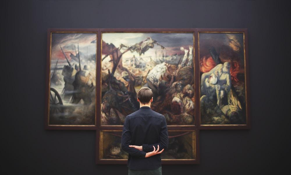 怖い絵展,人気,理由,なぜ,マーケティング